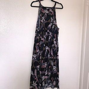 Torrid Size 2 Palm Dress